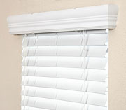 "2"" Underbead Blind with Crown Molding"